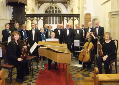 The Crown Singers October 2015